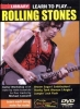 Rolling Stones The : Dvd Lick Library Learn To Play Rolling Stones