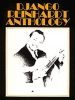 Reinhardt Django : Django Reinhardt Anthology (GTAB)