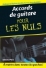 Polin Antoine : Pour Les Nuls Accords Guitare Format Poche