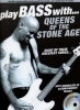 Queens Of The Stone Age : Queens Of The Stone Age Play Bass With Tab Cd