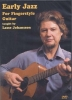 Lasse Johansson : Dvd Early Jazz For Fingerstyle Guitar By L. Johansson