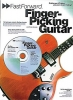 Rooksby Rikky : Fast Forward Finger-Picking Guitar Tab Cd