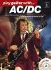 AC / DC : Ac/Dc Play Guitar With Cd Tab