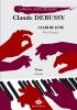Debussy, Claude : Livres de partitions de musique