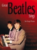 Beatles The : Beatles Great Songs For Easy Piano