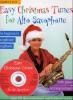 Easy Christmas Tunes For Alto Sax Cd