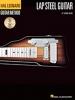 Hal Leonard Lap Steel Guitar Method Cd