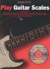 Step One Play Guitar Scales Tab Cd