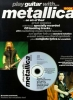 Metallica : Metallica Play Guitar With 2 Tab Cd