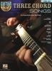 Guitar Play-Along Volume 83: Three Chord Songs