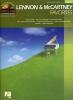 Lennon John / Mac Cartney : Piano Play Along Vol.68 Lennon and Mccartney Favorites Cd