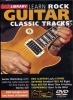 Dvd Lick Library Learn Rock Guitar Classic Tracks