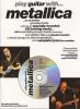 Metallica : Metallica Play Guitar With 1 Tab Cd