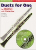 Duets For One Clarinet Cd