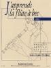 Veilhan : J'Apprends La Flute A Bec