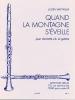 CLARINETTE Clarinette, Guitare (duo) : Livres de partitions de musique