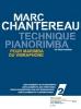 MARIMBA Marimba : Livres de partitions de musique