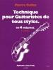Cullaz : Technique Pour Guitaristes De Tous Styles Volume 3