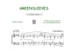 Greensleeves Comptine