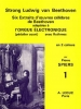 Beethoven / Spiers P. : Strong Ludwig Van Beethoven Volume 1 Orgue Electronique