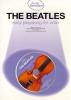 Guest Spot Junior Beatles Easy Playalong Violin Cd