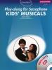 Guest Spot Kids' Musicals Sax Cd