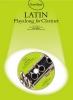 CLARINETTE Latin : Livres de partitions de musique