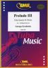 Gershwin George : Prelude III