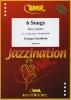 Gershwin George : 6 Songs
