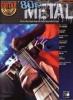 Guitar Play Along Vol.39 80's Metal