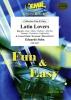Suba Eduardo : Latin Lovers (Clarinet-Trombone)