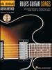 Hal Leonard Blues Guitar Songs Tab Cd