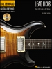 Hal Leonard Guitar Method Lead Licks Tab Cd