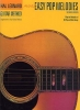 Hal Leonard Guitar Method More Easy Pop Melodies Guitar