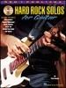 Hard Rock Solos Guitar Reh Tab Cd