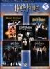 Harry Potter Instrumental Solos Movies 1-5 Violin/Piano Cd