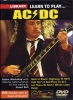 AC / DC : Dvd Lick Library Learn To Play Ac/Dc