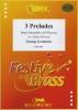 Gershwin George : Preludes (Eberhardt)