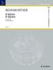 Boismortier Joseph Bodin De : Six Suites op. 35