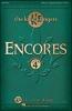 King'S Singers Encores Vol.4 Colour Of Song Satb