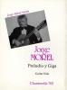 Morel Jorge : Preludio y Giga