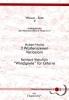 Weimar-Serie : 3 Wüstenszenen, Variazioni, Windspiele