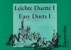 Leichte Duette, Heft 1