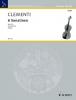 Clementi Muzio : 6 Sonatinas op. 36