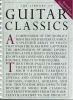 Library Of Guitar Classics