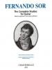 Sor Fernando : Complete Studies in Urtext
