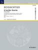 Boismortier Joseph Bodin De : Six easy Duets op. 17 Band 1