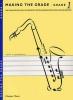 Making The Grade Alto Sax/Piano Bk.1