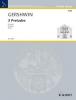 Gershwin George : 3 Preludes