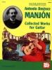 Manjón Antonio J. : Collected Guitar Works